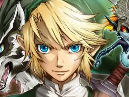 The Legend of Zelda, Twilight Princess, Manga, Akira Himekawa