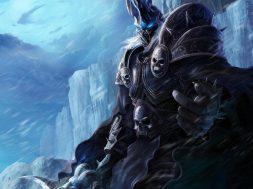 arthas menethil blizzard
