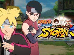 Naruto, Boruto, Sarada, Naruto Storm 4